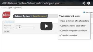ABC Return System Videos
