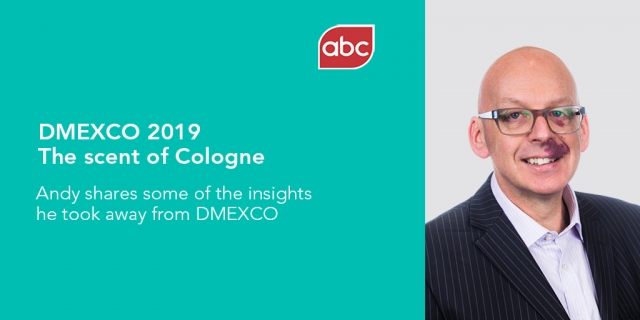 2019 DMEXCO the scent of cologne Andys article website inside article