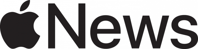 Apple News logo blk 020419
