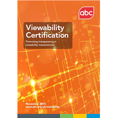ABC issues new industry report for online ad viewability