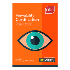 New Viewability Report includes results for video